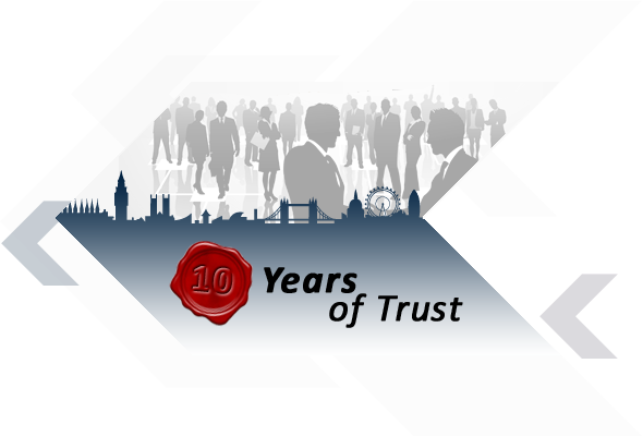 Trusted software for 10 years